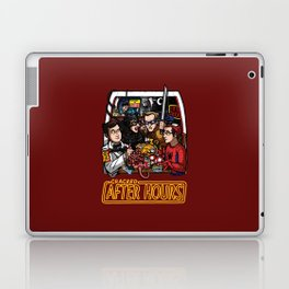 After Hours: The Shirt Laptop & iPad Skin