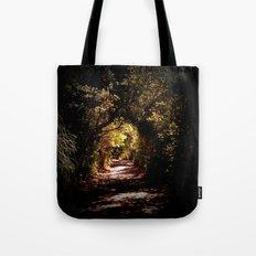 Into Wonderland Tote Bag