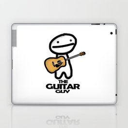 The Guitar Guy Laptop & iPad Skin