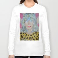 jared leto Long Sleeve T-shirts featuring Jared Leto as RAYON by Jenn