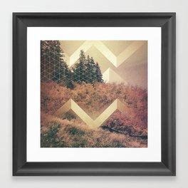 River Band Framed Art Print