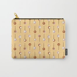 Cake Pop Parade - Yellow Carry-All Pouch