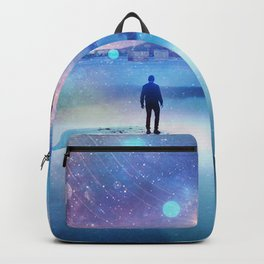 Walking with Whales Backpack
