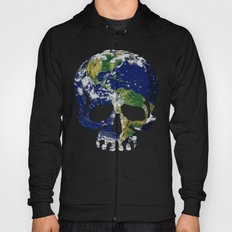 Skull Earth Hoody