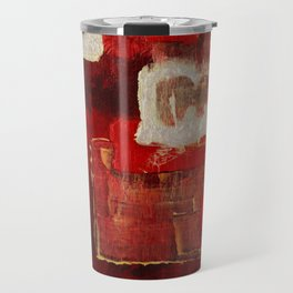 Untitled No. 14 Travel Mug