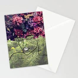 Flores Salvajes (Wild Flowers) Stationery Cards