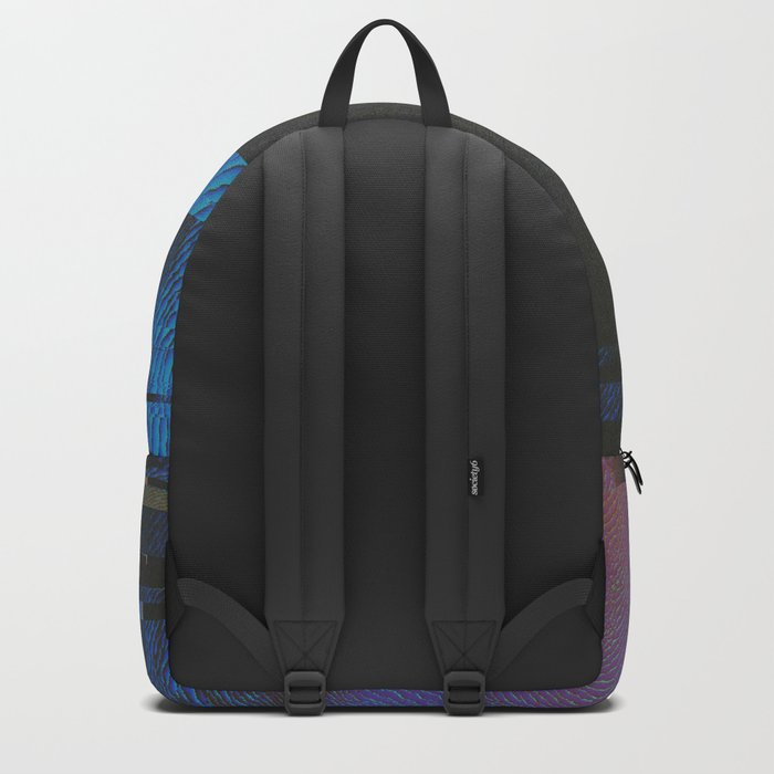 Bismuth Crystal Backpack