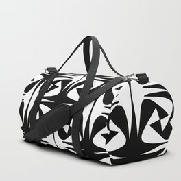 Dark and Light Duffle Bag