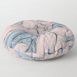 In Mixed Company Floor Pillow