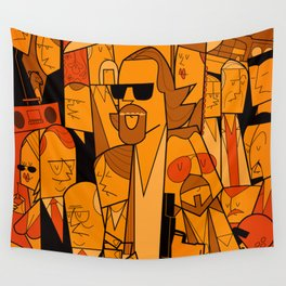 The Big Lebowski Wall Tapestry