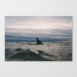 Ocean Surf IIII Canvas Print
