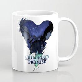 FFVII : A Childhood Promise Design Coffee Mug