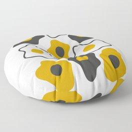 Fried eggs Floor Pillow