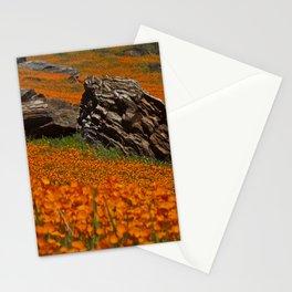 Poppy Rock Stationery Cards