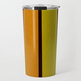 Retro Lines Travel Mug
