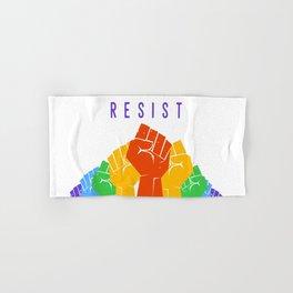 Resist (Pride) Hand & Bath Towel