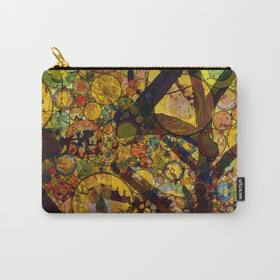 Tree of Prosperity Carry-All Pouch
