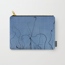 A Tangled Mess Carry-All Pouch