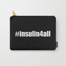 #insulin4all Carry-All Pouch