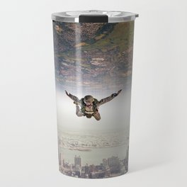 paratrooper Travel Mug