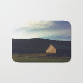 Hazy Barn Bath Mat