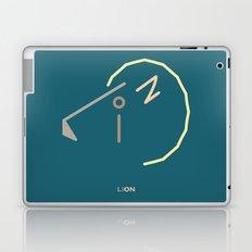 l- lion Laptop & iPad Skin