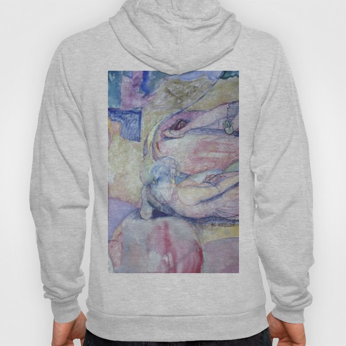 Ballerinas Dialogue Hoody