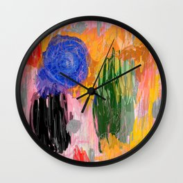 Insight in a distance Wall Clock