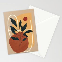 Abstract Shapes No.16 Stationery Cards