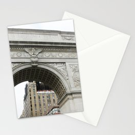 The Arch in Washington Square Park Stationery Cards