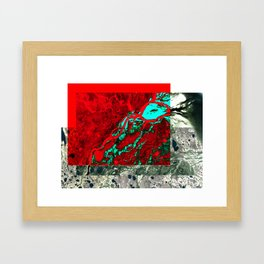 Tundrascape I Framed Art Print