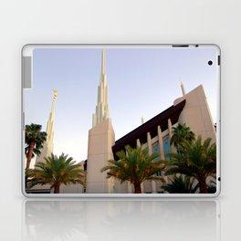 LDS Las Vegas Temple Laptop & iPad Skin