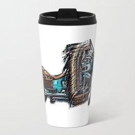 Rollin Metal Travel Mug