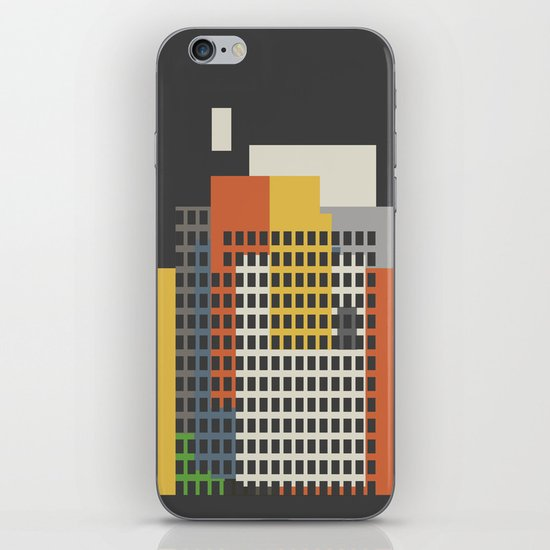 architecture and morality iPhone & iPod Skin