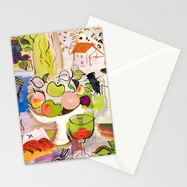 Mediterranean Still Life by Raoul Dufy Stationery Cards