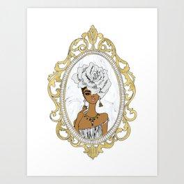 Royal + Castlefield - Genevieve Light Art Print