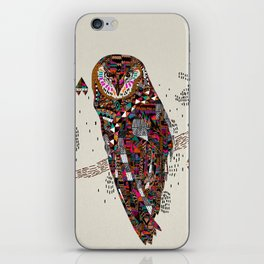 HATKEE Collaboration by Kyle Naylor and Kris Tate iPhone Skin