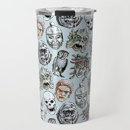 Epic Creatures (blue) Travel Mug