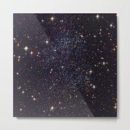 Galaxy Stars Metal Print