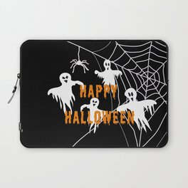 Monsters Happy Halloween Laptop Sleeve