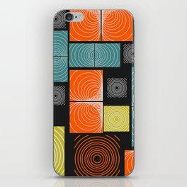 Circular iPhone Skin