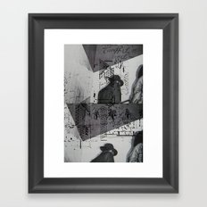 two of us 13 Framed Art Print
