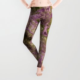 Gem Stone Rock Leggings