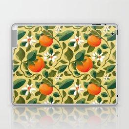 Summer Orange Laptop & iPad Skin