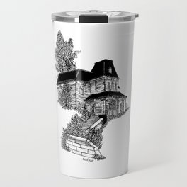 The Bates Motel House Travel Mug