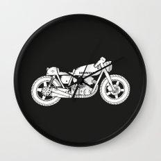 Honda CB750 - Café racer series #1 Wall Clock