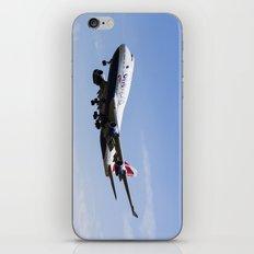 British Airways One World Boeing 747 iPhone & iPod Skin