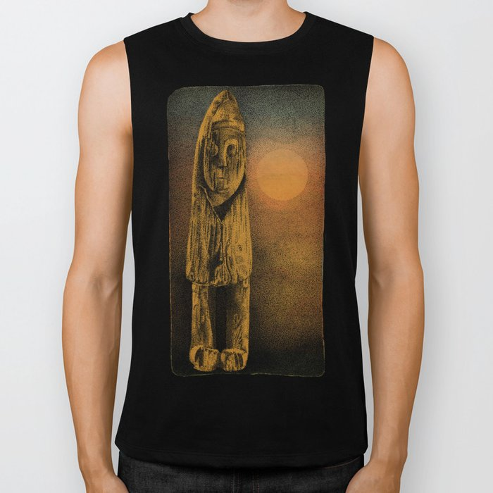 Dawn of Man Biker Tank
