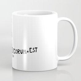 Unglamorous Valor Part II Coffee Mug