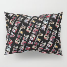 New York City (typography) Pillow Sham